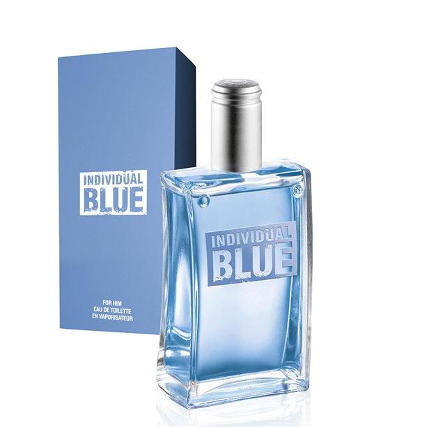Apa de toaleta Individual Blue pentru El - Catalog Avon