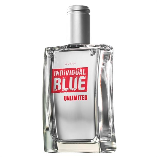 Apa de toaleta Individual Blue Unlimited - Catalog Avon