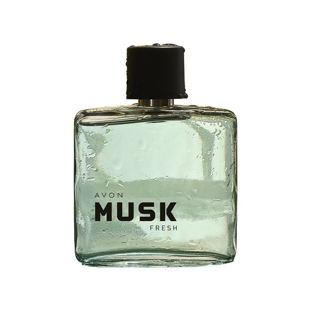 Apa de toaleta Musk Fresh pentru El - Catalog Avon