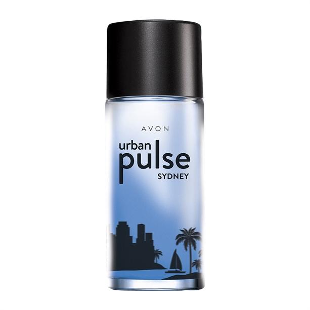 Apa de toaleta Urban Pulse Sydney - Catalog Avon