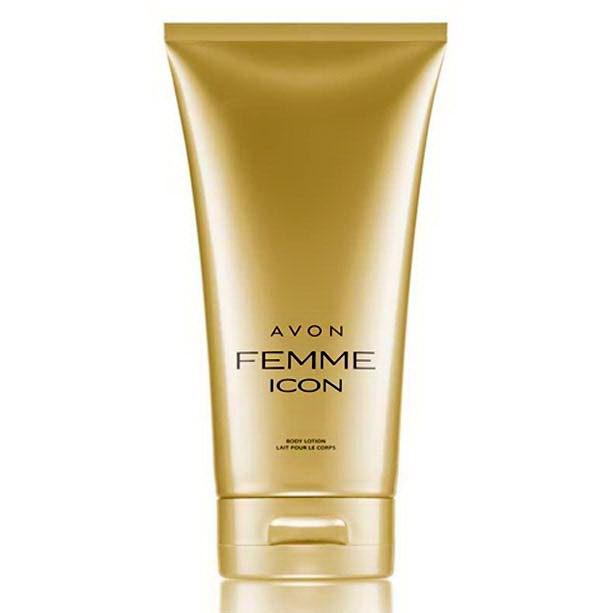 Lotiune de corp Avon Femme Icon - Catalog Avon