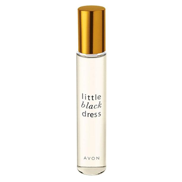 Mini-apa de parfum Little Black Dress - 10 ml - Catalog Avon