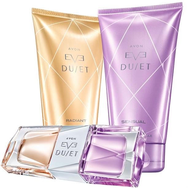 Set 3 produse Avon Eve Duet - Catalog Avon