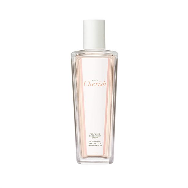 Spray parfumat Avon Cherish **** - Catalog Avon