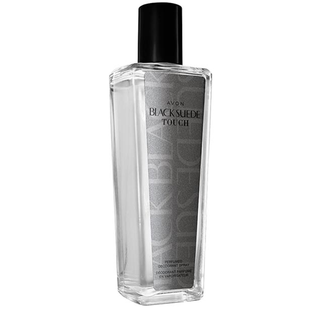 Spray parfumat Black Suede Touch - Catalog Avon