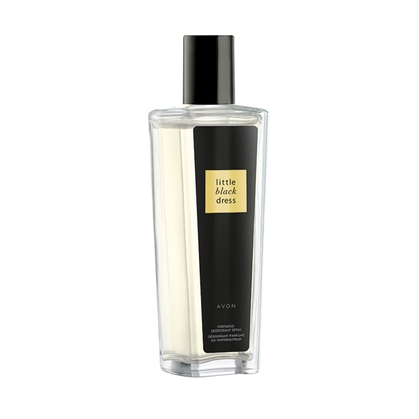 Spray parfumat Little Black Dress - Catalog Avon