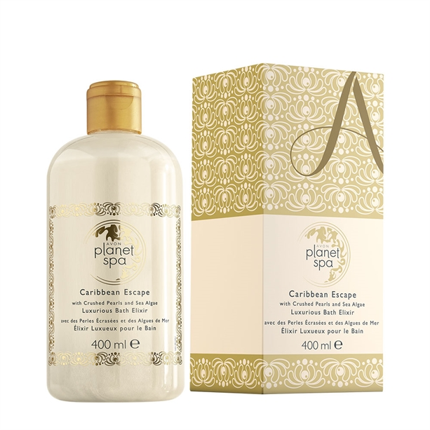 Elixir pentru baie Caribbean Escape - 400 ml - Catalog Avon