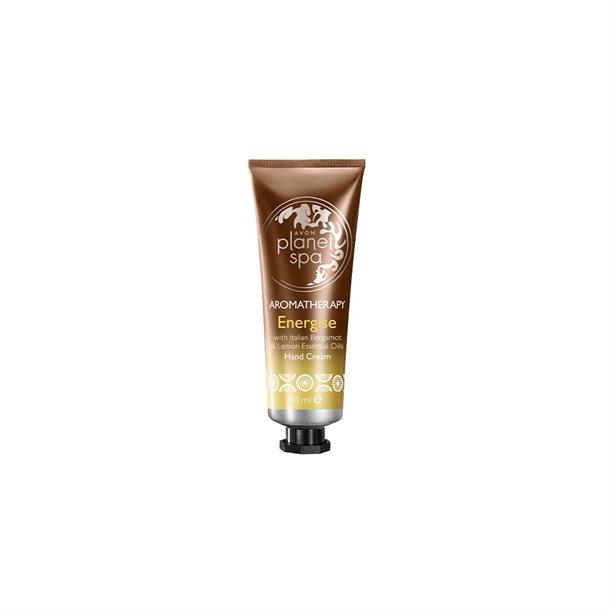 Crema de maini Planet Spa Energise cu bergamota si lamaie - Catalog Avon