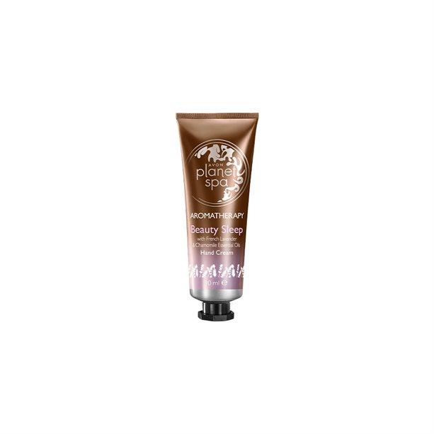 Crema de maini Planet Spa Beauty Sleep cu lavanda si musetel - Catalog Avon