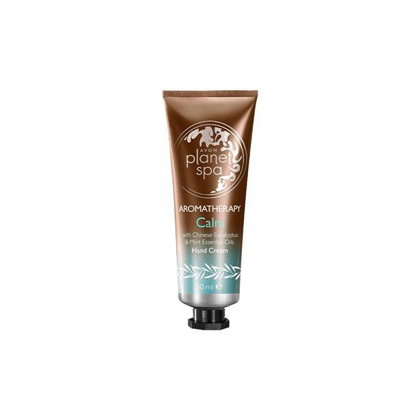 Crema de maini Planet Spa Calm cu ulei de eucalipt si menta - Catalog Avon