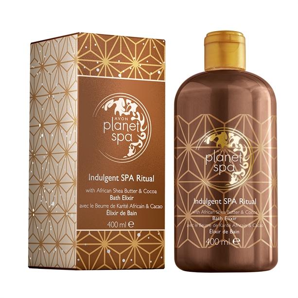 Elixir pentru baie Indulgent Spa Rituals - 400 ml - Catalog Avon