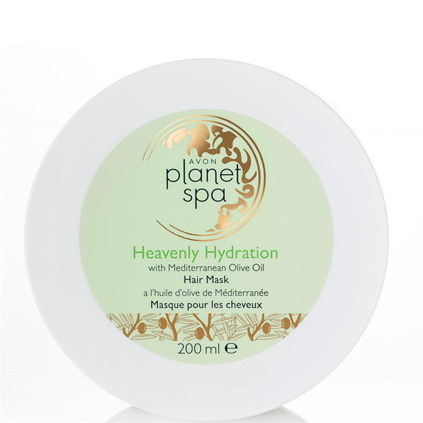 Masca de par Heavenly Hydration - Catalog Avon