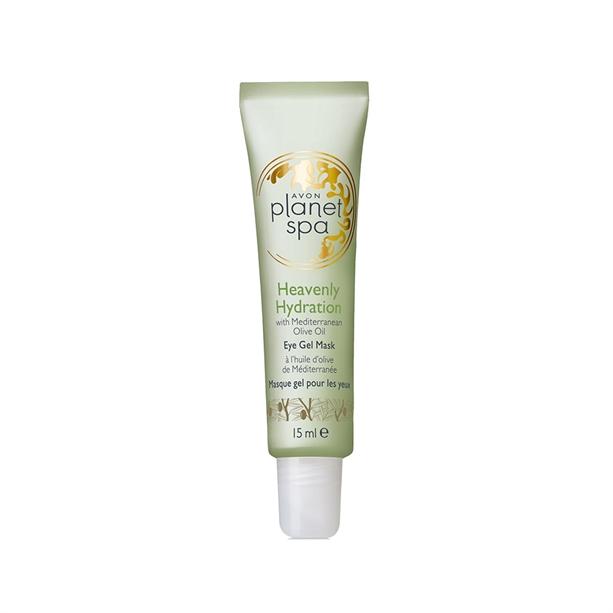Masca-gel pentru ochi cu ulei de masline Heavenly Hydration - Catalog Avon
