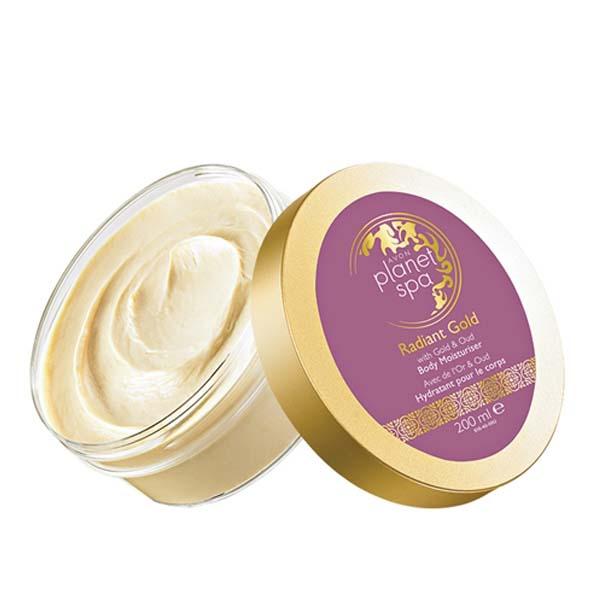 Crema de corp Radiant Gold cu extract de aur si Oud **** - Catalog Avon