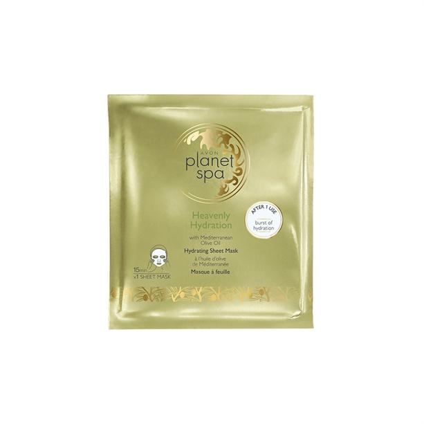Masca individuala Heavenly Hydration - Catalog Avon