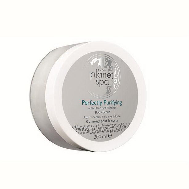 Exfoliant pentru corp Perfectly Purifying - Catalog Avon