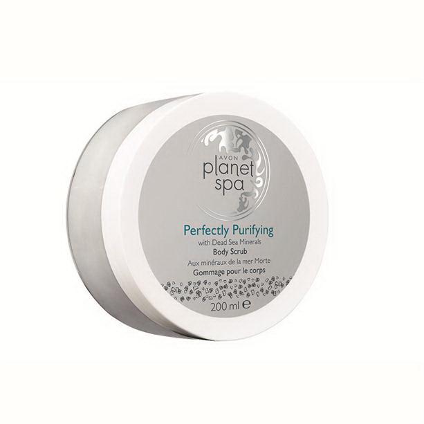 Exfoliant pentru corp Perfectly Purifying - Catalog Avon