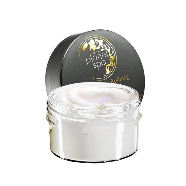 Tratament revitalizant pentru ten pe timpul noptii cu extract de caviar Luxuriously Refining - Catalog Avon