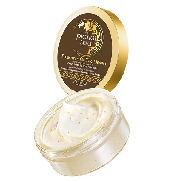 Crema de corp Treasures of the Desert - Catalog Avon