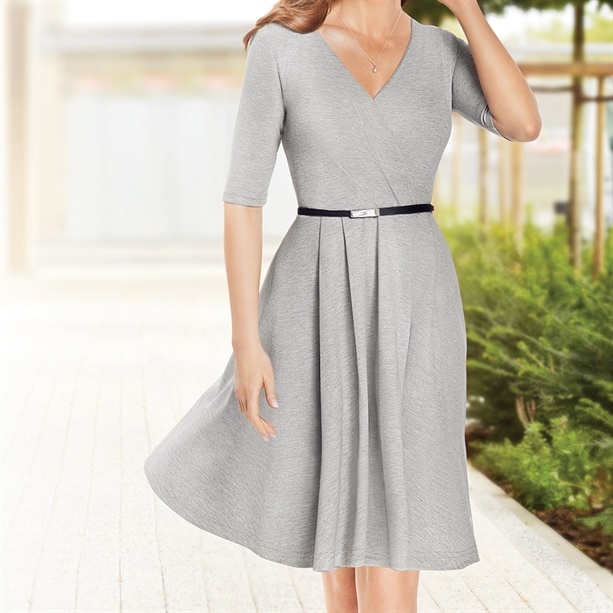 Rochie petrecuta Fit and Flare - Marimea XL - Catalog Avon