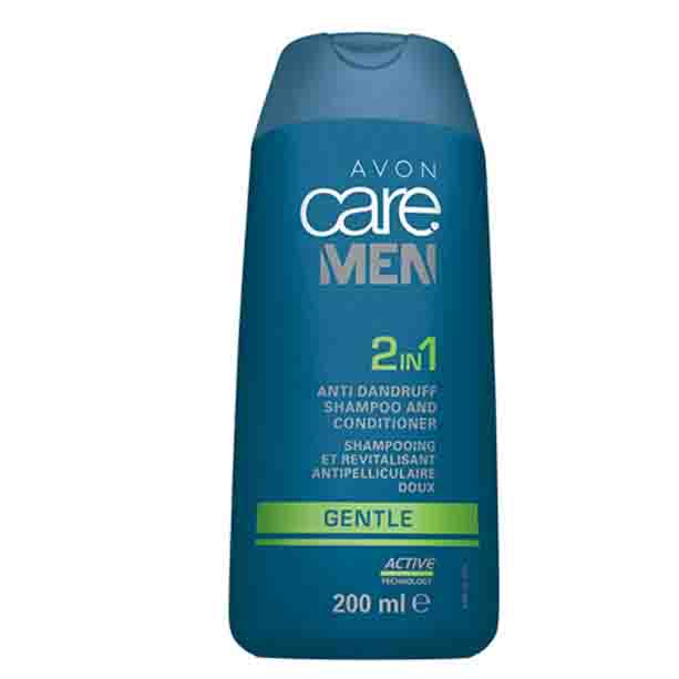 Sampon si balsam anti-matreata Avon Care Men - Catalog Avon