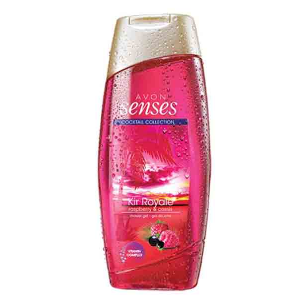 Gel de dus Senses Kir Royale 250 ml - Catalog Avon