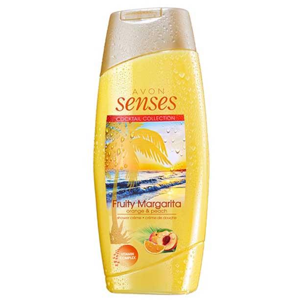 Gel de dus Senses Fruity Margarita 250 ml - Catalog Avon