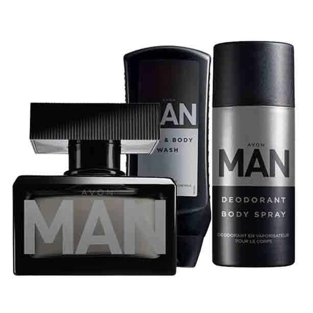 Set 3 produse Avon Man - Catalog Avon