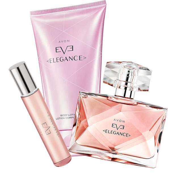 OS - Set 3 produse Avon Eve Elegance - Catalog Avon