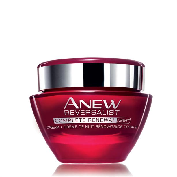Crema de noapte Anew Reversalist Complete Renewal - Catalog Avon