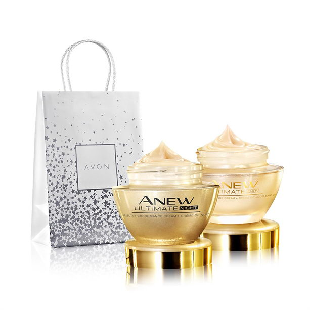 Set Anew Ultimate Duo Luxuriant - Catalog Avon