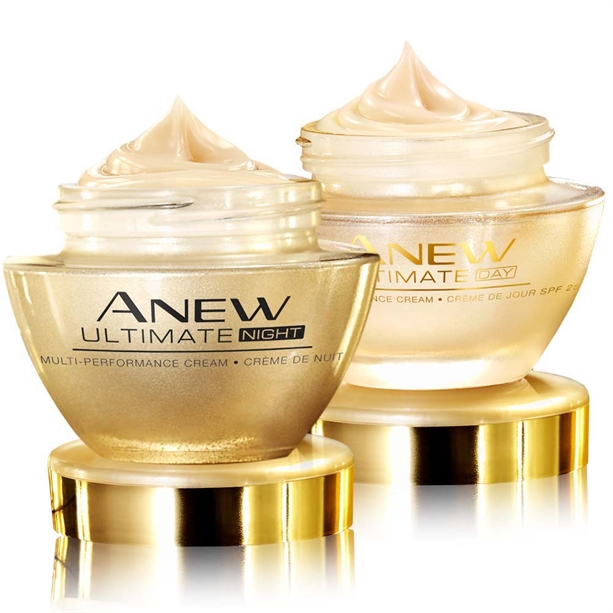 OS - Set Crema de zi si noapte Anew Ultimate Multi-Performance - Catalog Avon