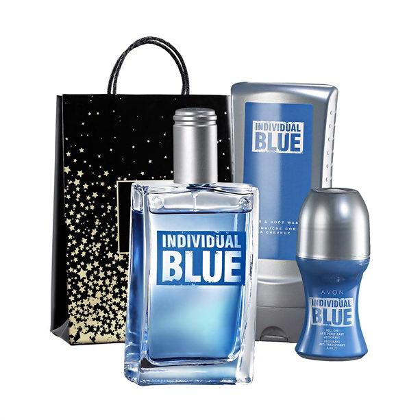 Set Individual Blue - Catalog Avon