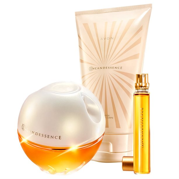OS - Set Spray parfumat si Deodorant cu bila Avon Cherish - Catalog Avon