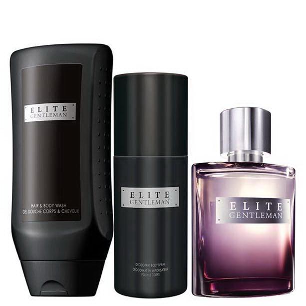 Set Elite Gentleman - Catalog Avon