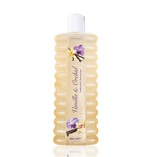 Spumant de baie cu vanilie si orhidee 500 ml - Catalog Avon