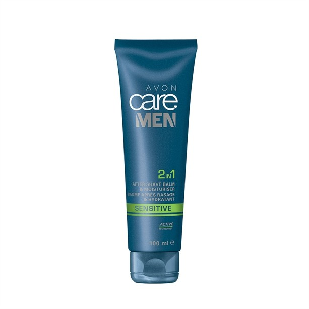 Balsam dupa ras 2 in 1 Avon Care Men Sensitive - Catalog Avon