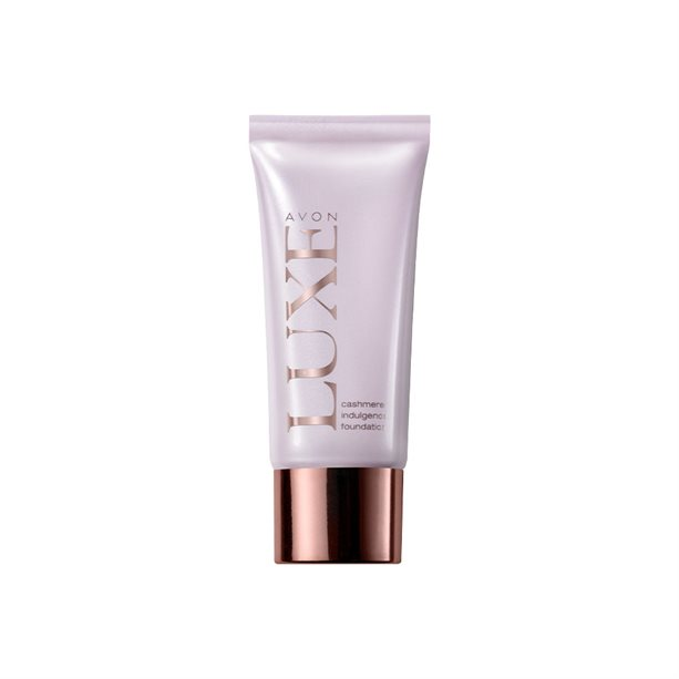 Fond de ten 2 in 1 Luxe Cashmere SPF15 - Catalog Avon