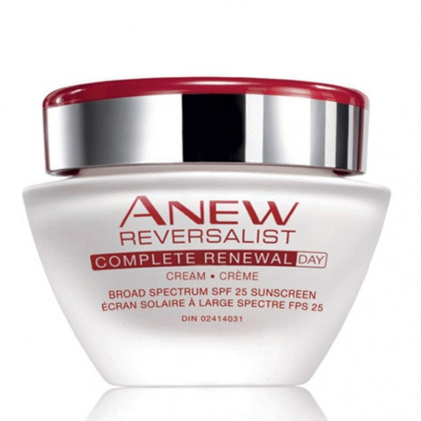Crema de zi 3 in 1 Anew Reversalist Complete Renewal Blur SPF20 - Catalog Avon